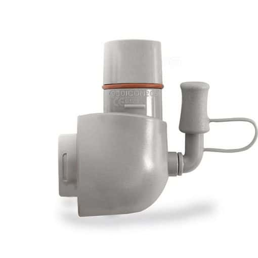 Oxygen elbow for Fisher Paykel ICON cpap machine