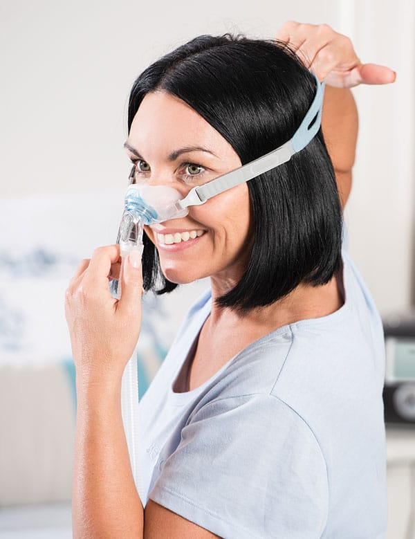 Brevida Nasal Pillow Cpap Mask