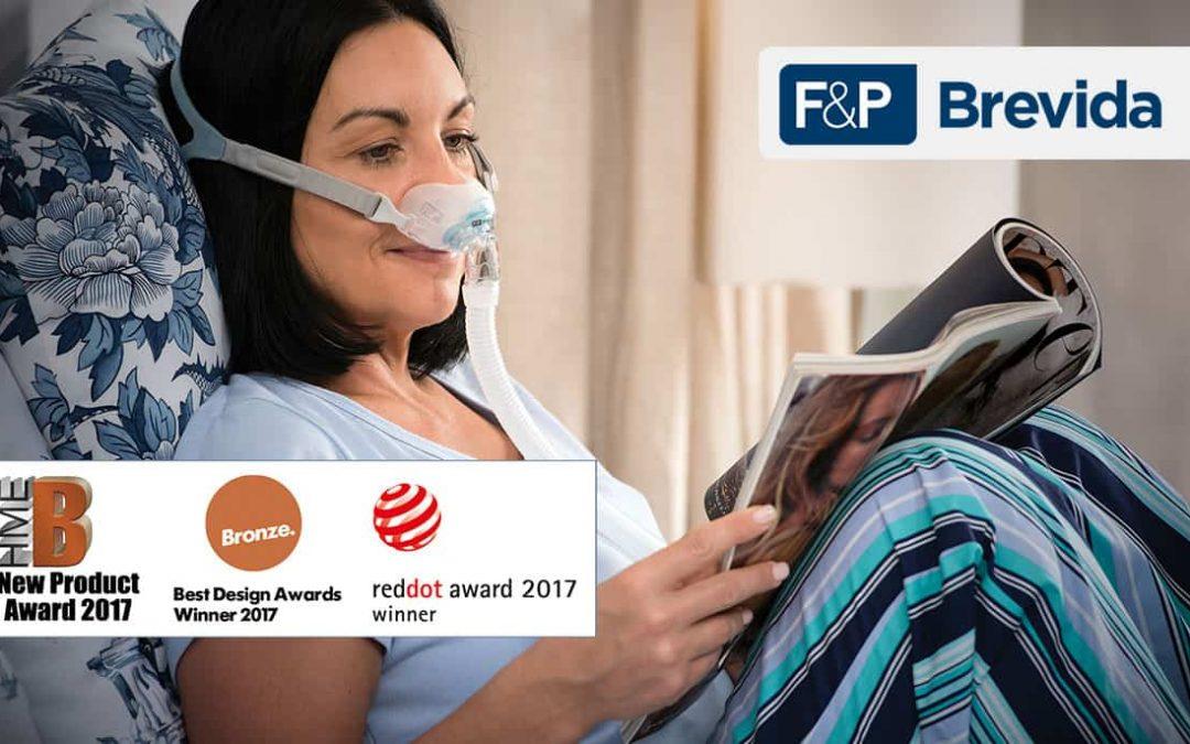 Award Wining Brevida CPAP Mask