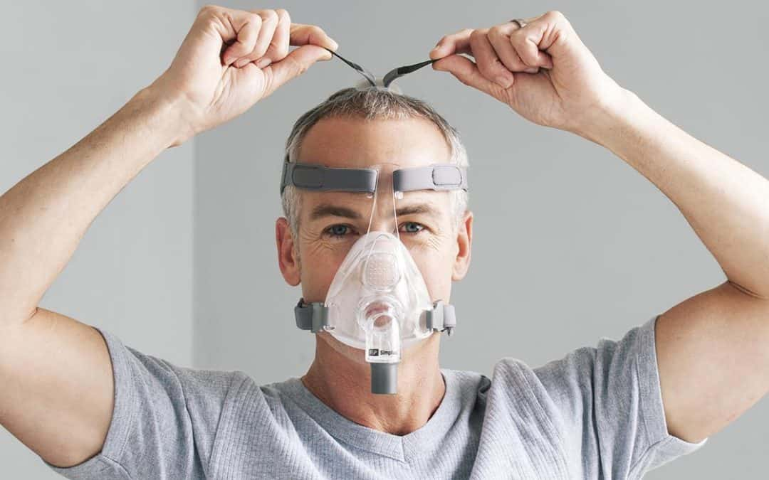 Fisher-Paykel-Simplus-Full-Face-CPAP-Mask